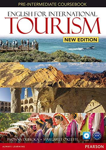 9781447923879: English for International Tourism Pre-Intermediate Student Book with DVD (2nd Edition) (English for Tourism)