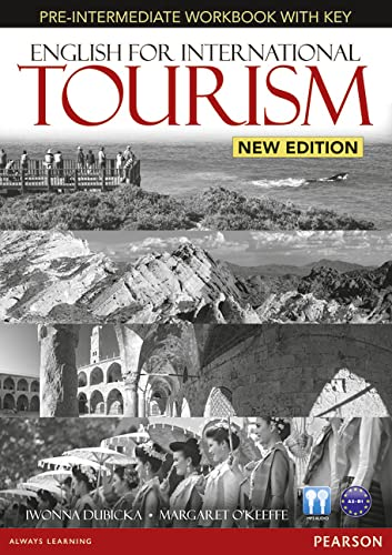 9781447923893: English for International Tourism Pre-Intermediate New Edition Workbook with Key and Audio CD Pack (2nd Edition) (English for Tourism)