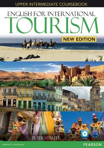 9781447923916: English for International Tourism Upper Intermediate New Edition Coursebook and DVD-ROM Pack (English for Tourism)