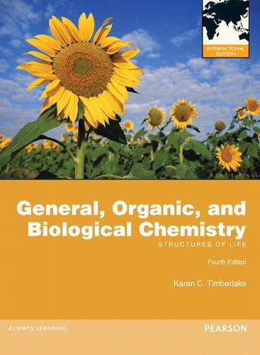 9781447924500: General, Organic, and Biological Chemistry, Plus MasteringChemistry with Pearson Etext