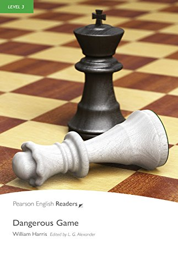 9781447925439: Penguin Readers 3: Dangerous Game Book & MP3 Pack (Penguin Readers (Graded Readers))