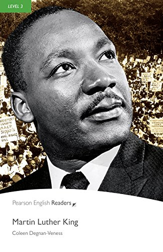 9781447925651: Martin Luther King (w/Audio), Level 3, Pearson English Readers (2nd Edition) (Pearson English Readers, Level 3)