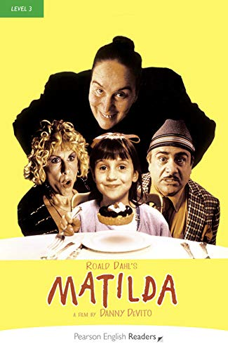 9781447925668: Level 3:Matilda Book & MP3 Pack (Pearson English Graded Readers)