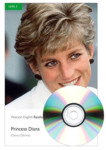 9781447925750: Level 3: Princess Diana Book and MP3 Pack (Pearson English Graded Readers)