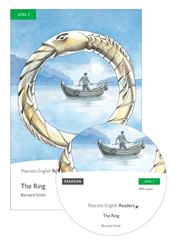 9781447925781: Penguin Readers 3: Ring, The Book & MP3 Pack (Pearson English Graded Readers) - 9781447925781