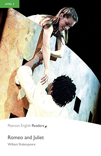 Romeo and Juliet (w/Audio), Level 3, Pearson: SHAKESPEARE