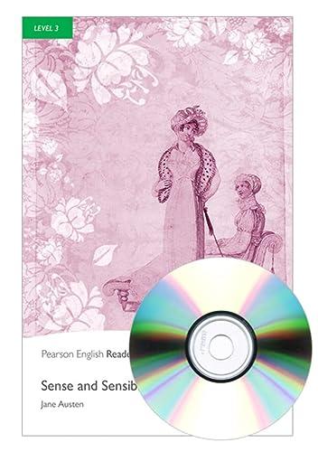 Penguin Readers 3: Sense and Sensibility Book: Jane Austen