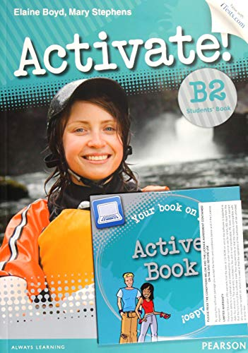 9781447929284: Activate! B2 Students' Book with Access Code and Active Book Pack