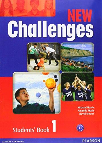 New Challenges 1 Student¿s Book & Active Book Pack: Maris, Amanda