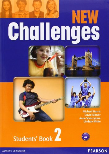 9781447929390: New Challenges 2 Students' Book & Active Book Pack