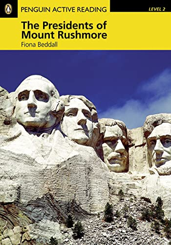 9781447930587: PLAR2: The Presidents of Mount Rushmore for Pack (Penguin Active Reading (Graded Readers))