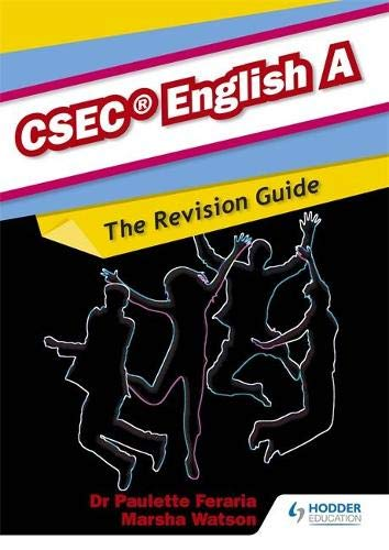 9781447931850: English a Csec Revision Guide: A Complete English Revision Guide for Csec English a