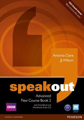 9781447931980: Speakout. Advanced flexi. Student's book. Con espansione online. Per le Scuole superiori: 2