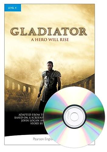 9781447934912: Gladiator. Con CD Audio formato MP3