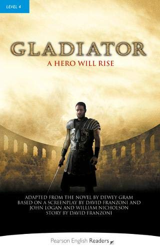 9781447934912: Level 4: Gladiator Book and MP3 Pack (Pearson English Graded Readers)