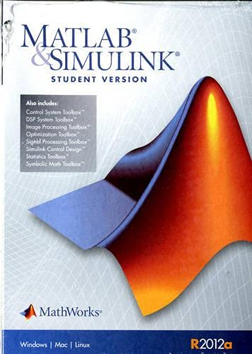 9781447935407: MATLAB for Engineers/MATLAB & Simulink Student Version 2012a