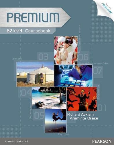9781447936145: Premium B2 Coursebook with Exam Reviser, Access Code and iTest CD-ROM Pack