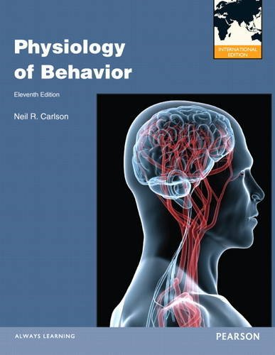 9781447936275: Physiology of Behaviour, plus MyPsychLab with Pearson eText