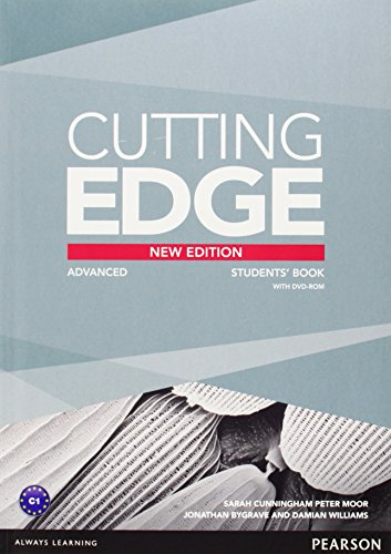 9781447936800: Cutting Edge Advanced New Edition Students' Book and DVD Pack