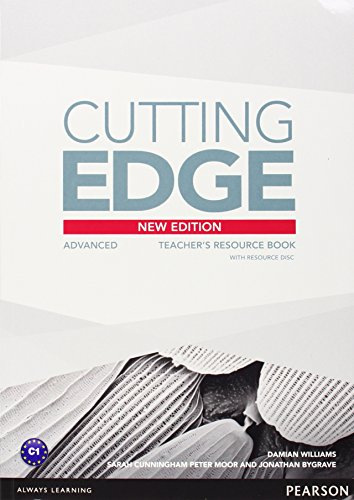 9781447936824: Cutting Edge. New Edition. Advanced Teacher's Book and Teacher's Resource Disk Pack