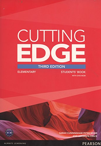 9781447936831: Cutting Edge 3rd Edition Elementary Students' Book and DVD Pack.