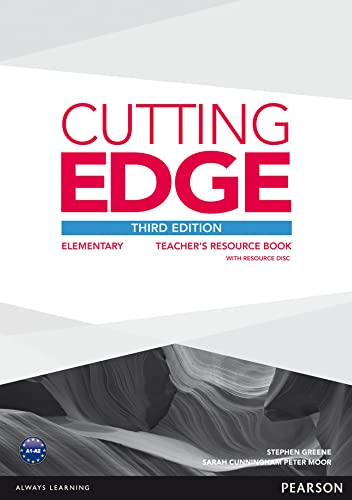 9781447936862: Cutting Edge 3rd Edition Elementary Teacher's Book with Teacher's Resources Disk Pack