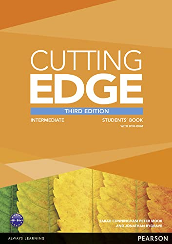 9781447936879: Cutting Edge 3rd Edition Intermediate Students' Book and DVD Pack