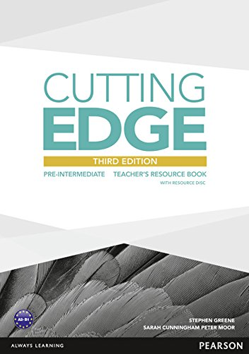9781447936930: Cutting Edge 3rd Edition Pre-Intermediate Teacher's Book and Teacher's Resource Disk Pack
