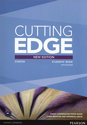 9781447936947: Cutting Edge Starter New Edition Students' Book and DVD Pack