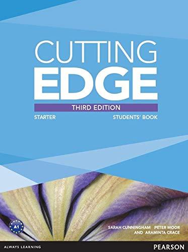 9781447936947: Cutting Edge Starter Students Book + DVD [Lingua inglese]