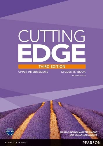 9781447936985: Cutting Edge 3rd Edition Upper Intermediate Students' Book and DVD Pack