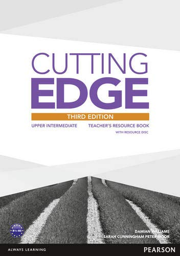 9781447937012: Cutting Edge 3rd Edition Upper Intermediate Teacher's Book and Teacher's Resources Disk Pack