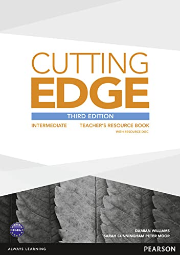 9781447937579: Cutting Edge 3rd Edition Intermediate Teacher's Book and Teacher's Resources Disk Pack