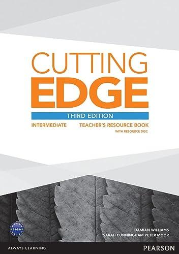 9781447937579: Cutting Edge 3rd Edition Intermediate Teacher's Book and Teacher's Resource Disk Pack