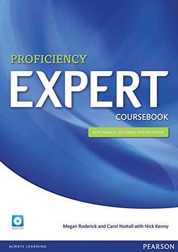 Expert Proficiency Coursebook (with Audio CD)