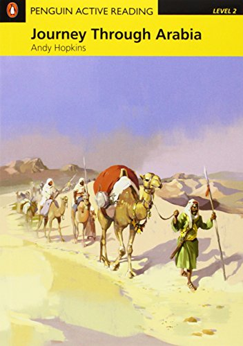 9781447938064: Penguin Active Reading 2: Journey Through Arabia Reader and M-ROM Pack (Pearson English Active Readers) - 9781447938064