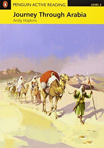 9781447938064: Penguin Active Reading 2: Journey Through Arabia Reader and M-ROM Pack (Penguin Active Reading (Graded Readers))