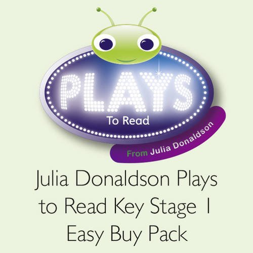 9781447939542: Julia Donaldson Plays to Read Key Stage 1 Easy Buy Pack (Bug Club)
