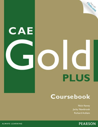 9781447940043: CAE Gold Plus Coursebook with Access Code for CD-ROM Pack