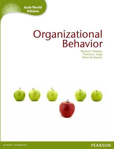 9781447940081: Organizational Behavior (Arab World Edition) with MyManagementLab