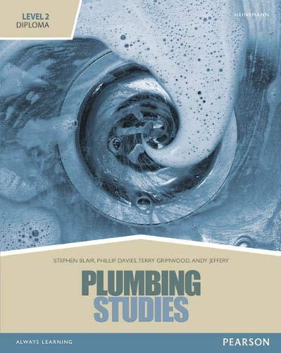 Level 2 Diploma in Plumbing Studies Candidate: Blair, Stephen, Davies,
