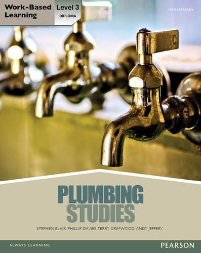 Level 3 Diploma in Plumbing Studies Candidate: Tavener, Mr Ian