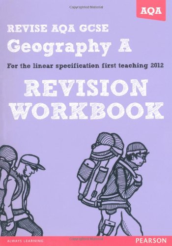 9781447940890: Revise AQA: GCSE Geography Specification A Revision Workbook