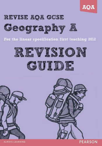 9781447940937: REVISE AQA: GCSE Geography Specification A Revision Guide - Print and Digital Pack (REVISE AQA GCSE Geography08)
