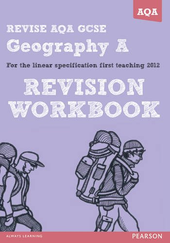 9781447940944: REVISE AQA: GCSE Geography Specification A Revision Workbook - Print and Digital Pack (REVISE AQA GCSE Geography08)