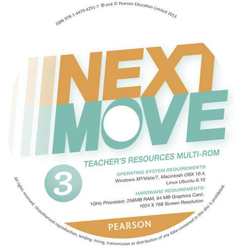 Next Move 3 Teacher's Multi-ROM for pack (1447942914) by Philip Wood