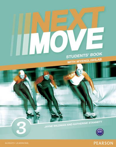 9781447942993: Next Move 3 Students' Book for MyLab Pack