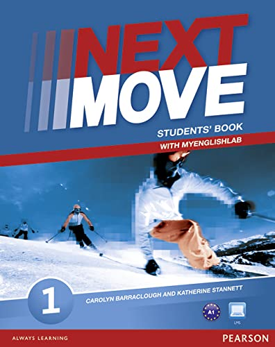 9781447943556: Next Move 1 Students' Book & MyLab Pack