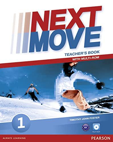 9781447943563: Next move. Teacher's book. Per le Scuole superiori. Con Multi-ROM. Con espansione online: 1