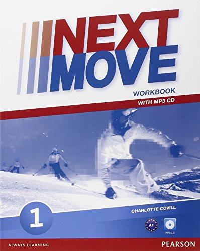 9781447943570: Next Move 1 Workbook & MP3 Audio Pack
